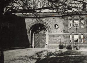 Mark Strizic, Old Melbourne Gaol, 1958. Courtesy of the SLV.